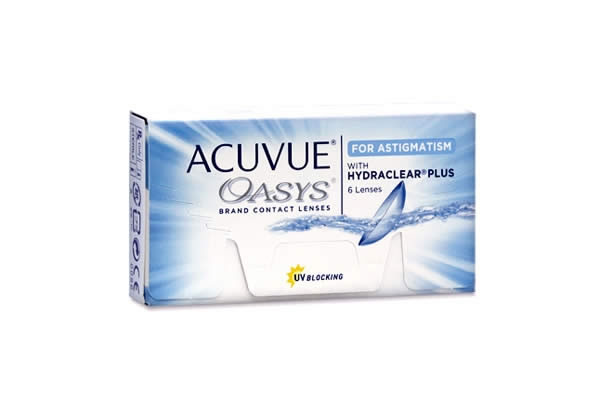 Acuvue Oasys For Astigmatism 580 290 Visique Contacts