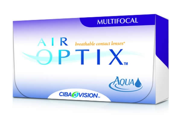 Alcon Air Optix Aqua Multifocal Visique Optometrists
