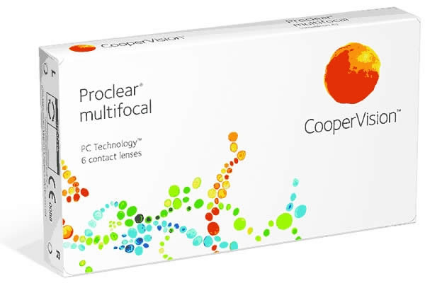 Cooper Proclear Monthly Multifocal - Visique Hutt Wellington