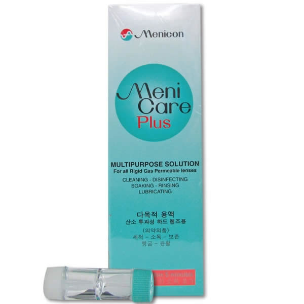 Menicon Menicare Solution 250ml Visique Liquids