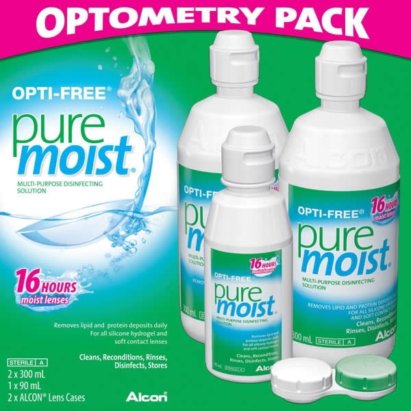 OFPM Optometry Pack