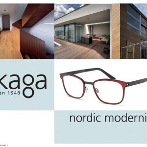 Skaga Nordic Modernism - Visique Frames