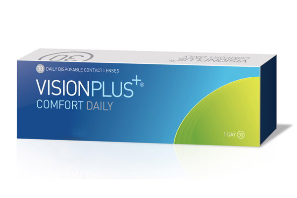 Vision Plus Daily Comfort Visique Contacts