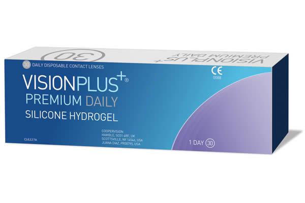 Visionplus Premium Daily Visique Contacts