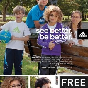 Adidas Kids Eyewear - Visique Frames