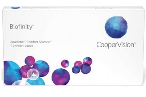 Biofinity 3 Visique