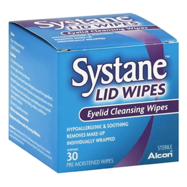 Systanewipes Visique