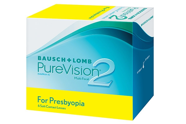 Bausch And Lomb Purevision 2 For Presbyopia Visique Contacts