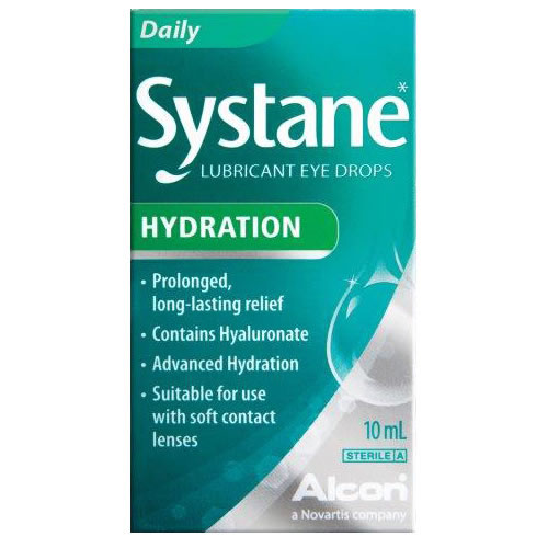 Systane Hydration 10ml Visique High And Main Hutt