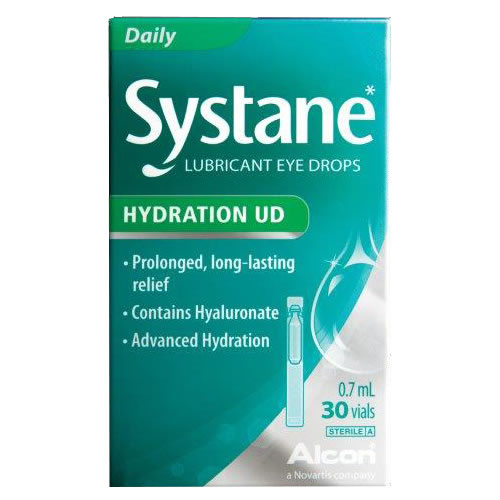 Systane Hydration 30mL Visique High And Main Hutt