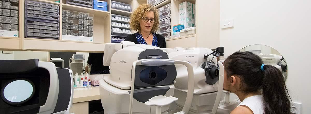 Pene - Dispensing Optician at Visique Optometrists in the Hutt