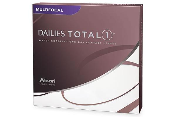 Dailies Total 1 Multifocal Visique Optometrists